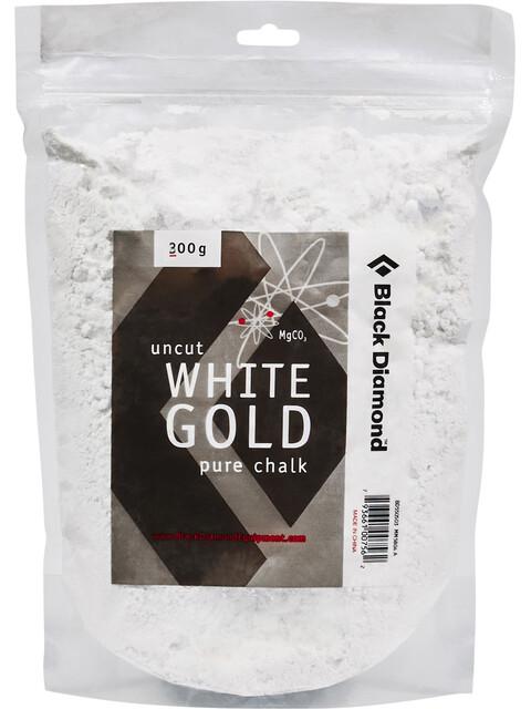 Black Diamond Uncut White Gold Pure Chalk Loose 200 g